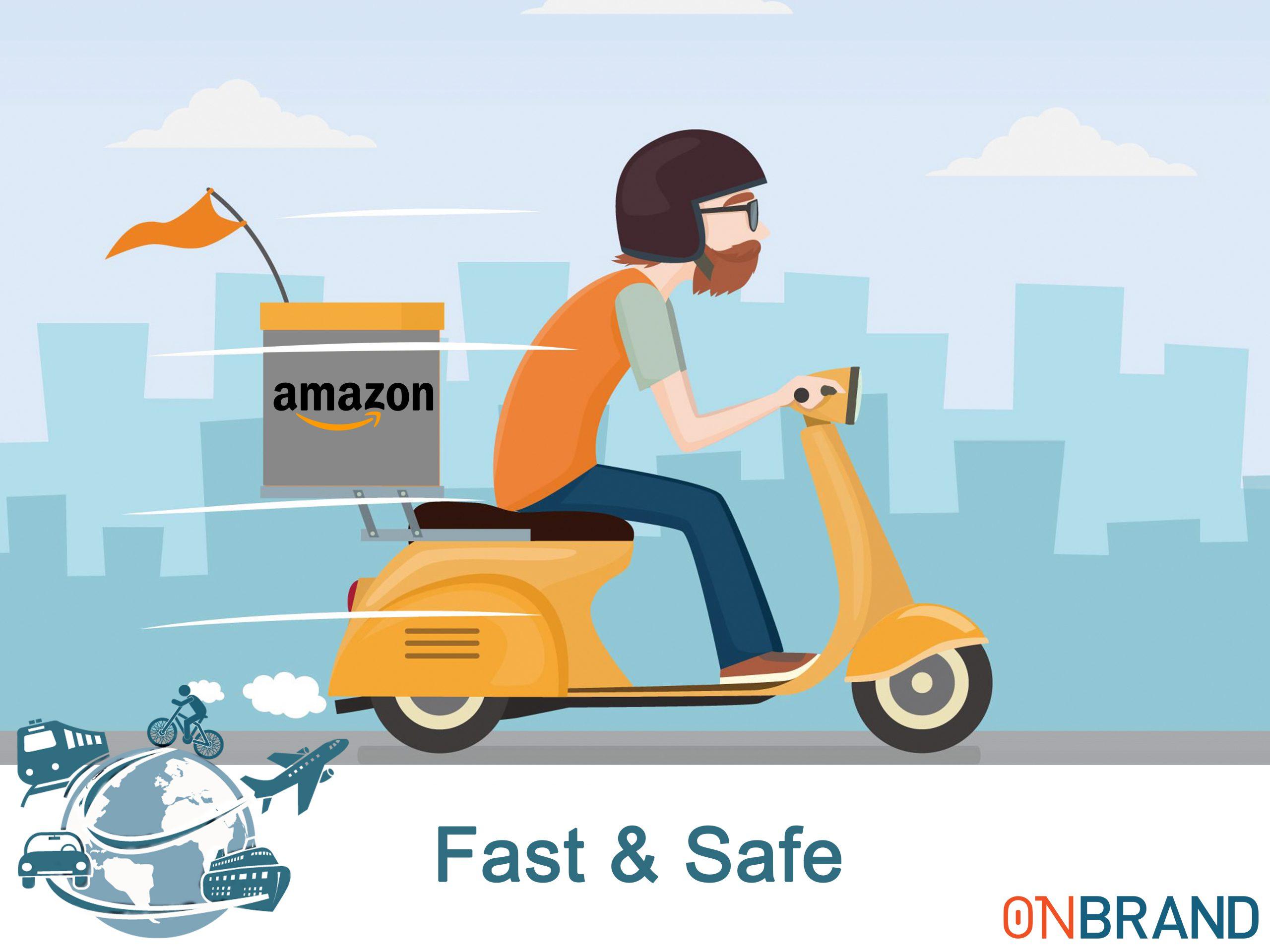 Quy trình bán hàng của Amazon FBA cho doanh nghiệp