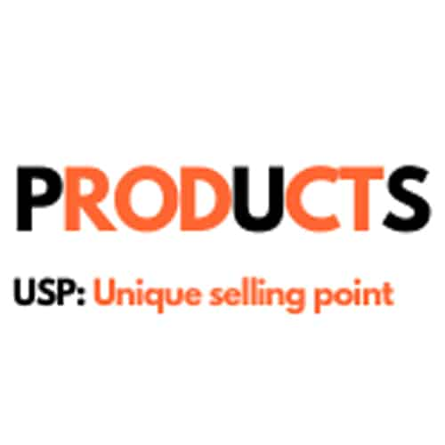 Highlighting USP product