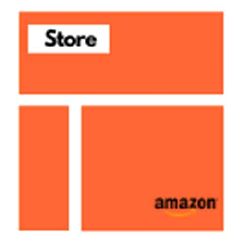 Design atmosphere of store on Amazon with modely, professional ways