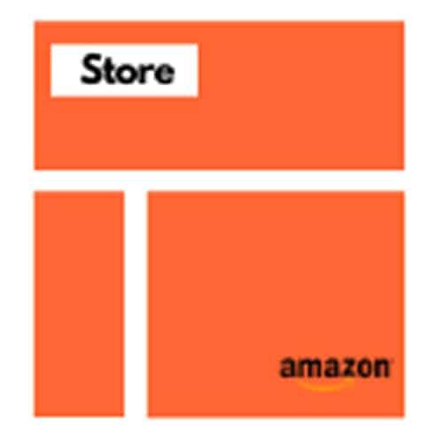 以谦虚,专业的方式设计亚马逊商店的设计氛围