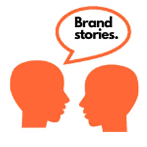 Approaching attracted brand story